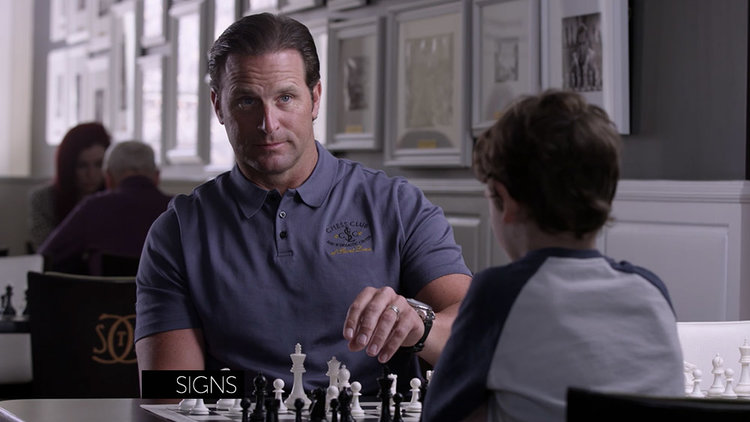 Signs - Saint Louis Chess Club & Scholastic Center Commercial - Chimaeric